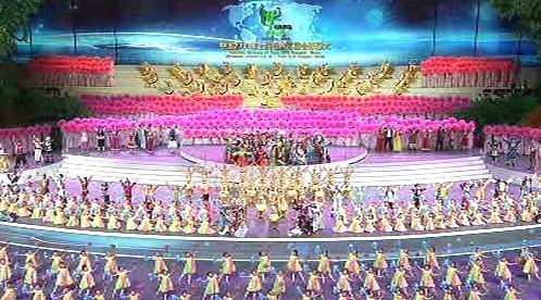Zahájení výstavy Expo 2010 v Šanghaji