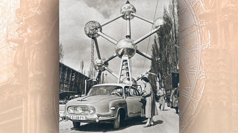 Expo 58 - Atomium