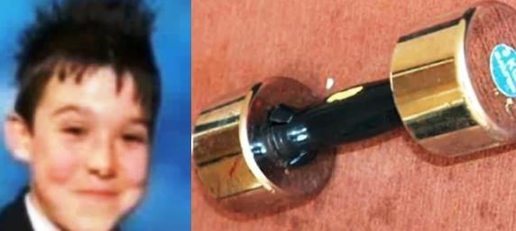 Jack Waterhouse a útočná zbraň