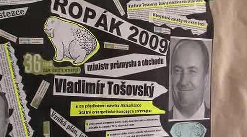 Ropák 2009 - Vladimír Tošovský
