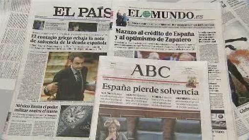Světový tisk o Španělsku