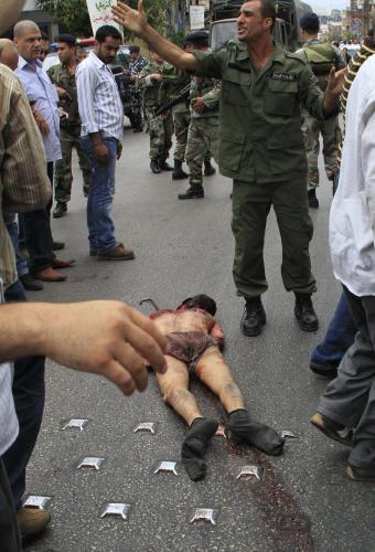 V Libanonu zlynčovali Egypťana podezřelého z vraždy