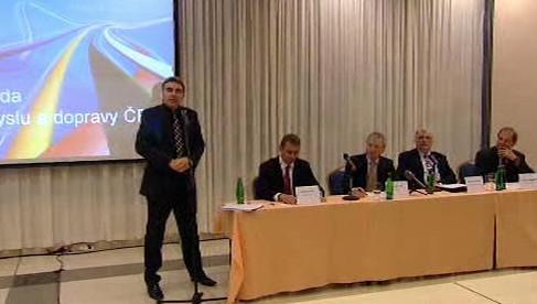 Jednání Svazu průmyslu a dopravy