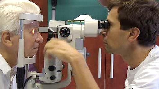 Oční lékař
