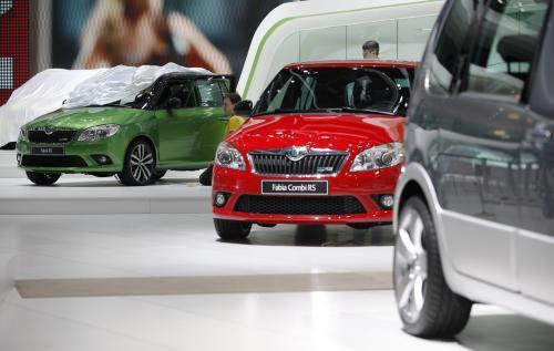 Nová Škoda Fabia v Ženevě