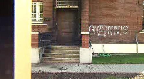 Řecká ambasáda po útoku