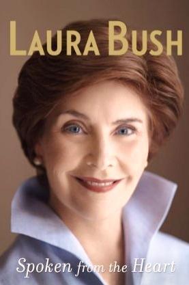 Laura Bushová: Spoken from the Heart