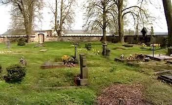 Špitální hřbitov