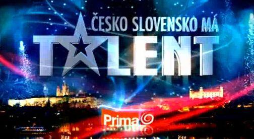 Česko Slovensko má talent