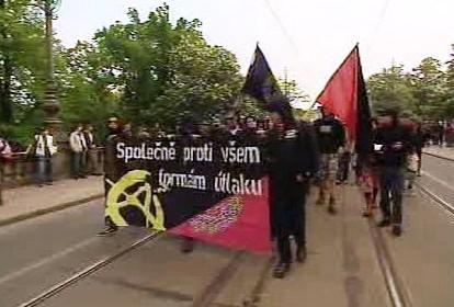 Anarchisté v Praze