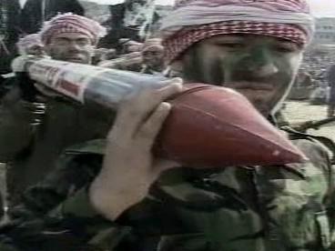 Ozbrojenci Hizballáhu