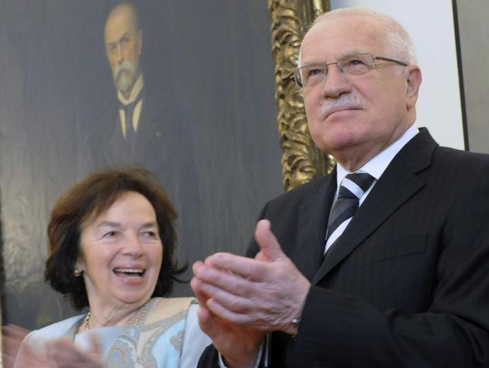 Prezidentský pár