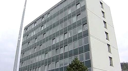 Sídlo Krajského soudu v Ústí nad Labem