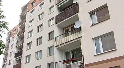 Obytný dům v Klíšské ulici