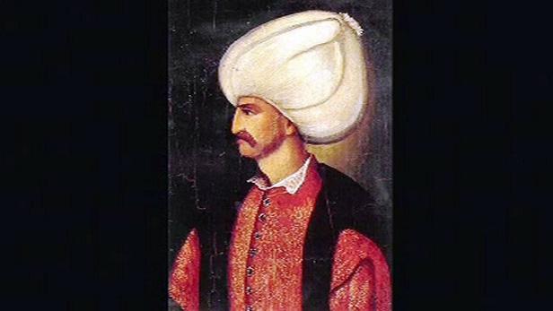 Sultán Süleyman I. Nádherný
