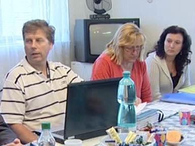Zasedání březhradské samosprávy