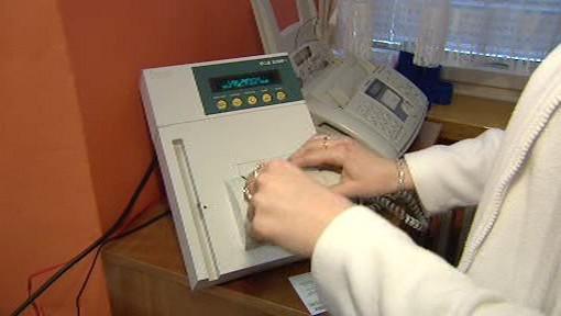 Měřicí přístroj pro diabetiky