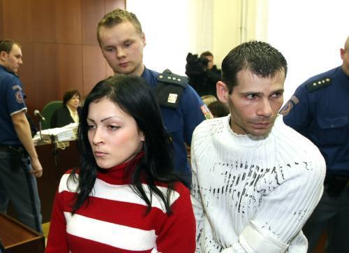 Miroslav Mezey a Diana Klevetová