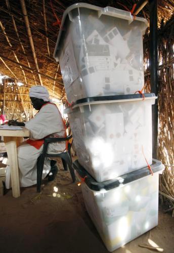 Volby v Súdánu