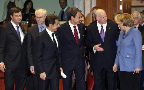 Summit EU o pomoci Řecku