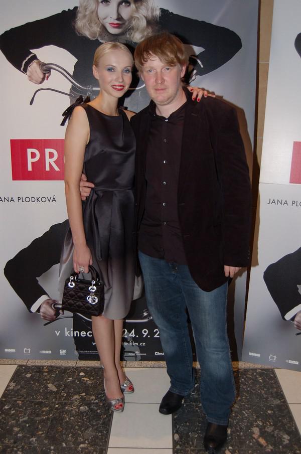 Jana Plodková a Marek Najbrt
