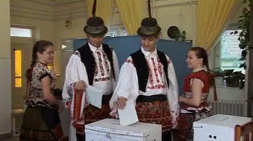Volby v Maďarsku