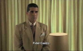Z kubánského seriálu o Fidelu Castrovi