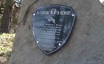 Pomník amerických letců