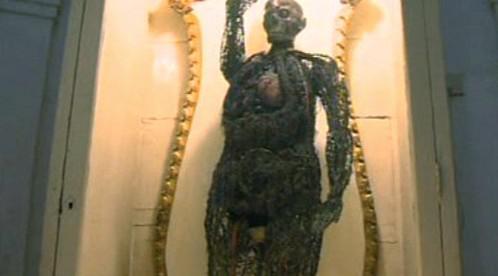 Anatomická socha z kaple San Severo