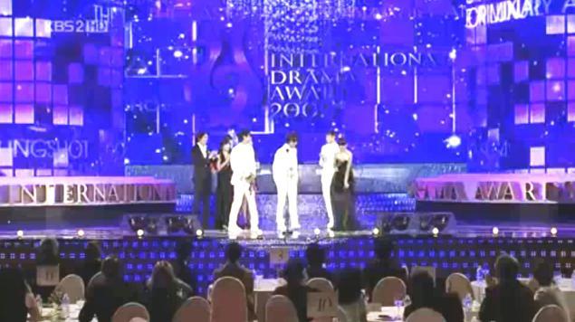 Udílení jihokorejských divadelních cen Seoul International Drama Awards
