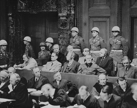 Norimberský proces s nacisty