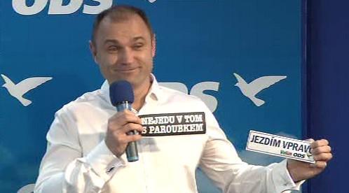 Kampaň ODS