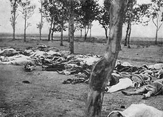 Masakr v Arménii