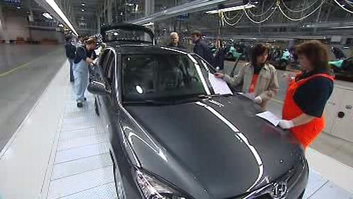 Automobilka Hyundai