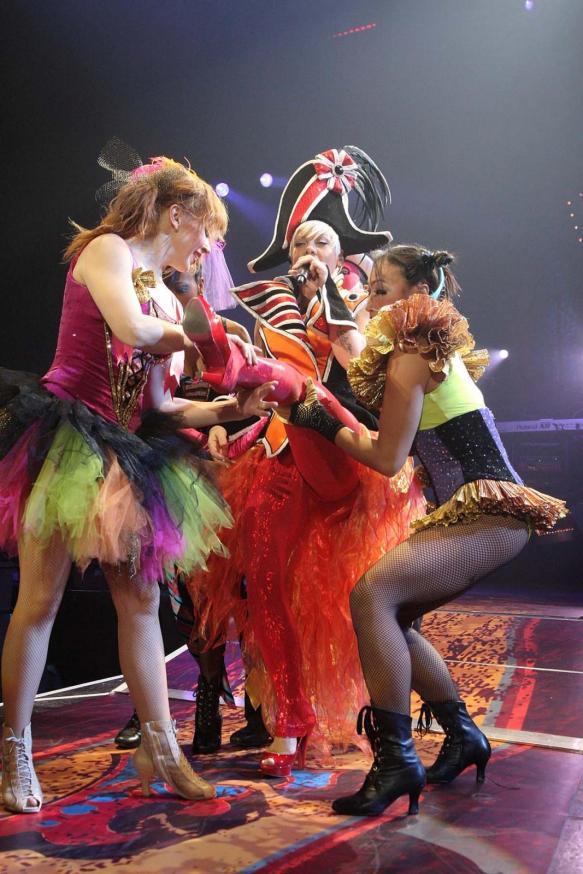 Pink - Funhouse Tour