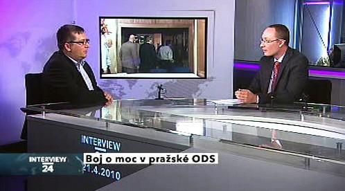 Interview s Jiřím Janečkem