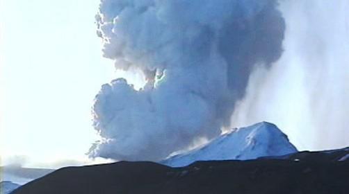 Islandská sopka