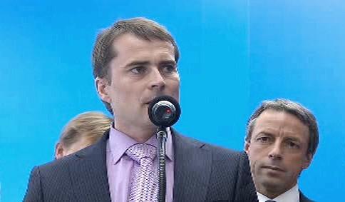 David Vodrážka a Pavel Bém