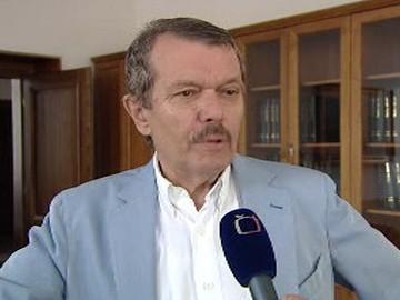 Pavel Kučera, bývalý místopředseda Nejvyššího soudu