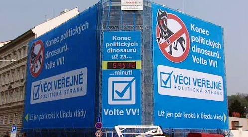 Kampaň Věcí veřejných