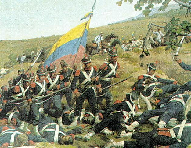 Boj za venezuelskou nezávislost