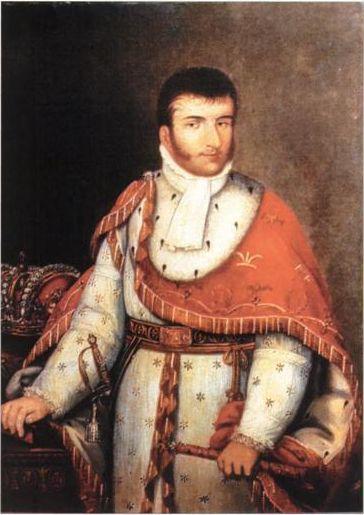 Generál Agustín Itúrbide