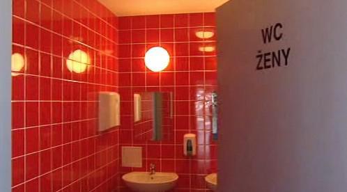 Veřejná toaleta