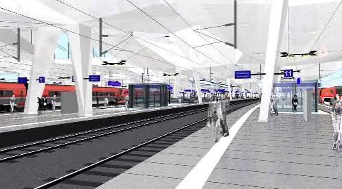 Vídeňské hlavní nádraží