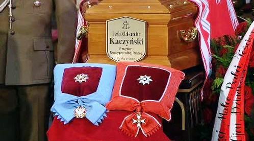 Rakev Lecha Kaczyńského