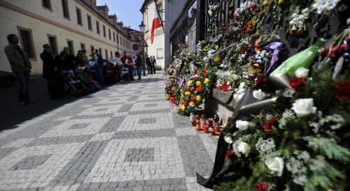 Pieta v Praze