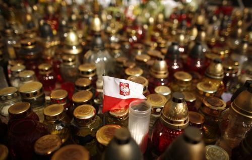 Smutek v Polsku