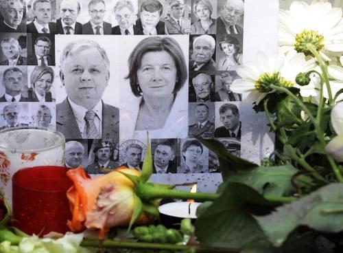 Vzpomínka na oběti polské tragédie