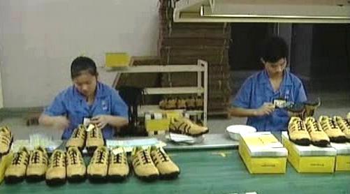 Výroba obuvi