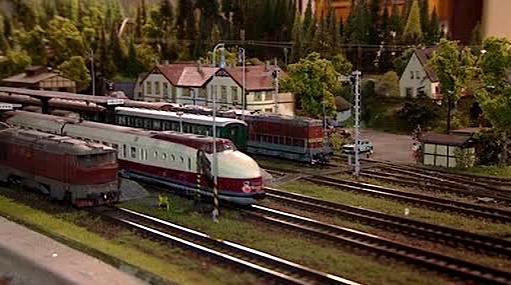 Vlakový model